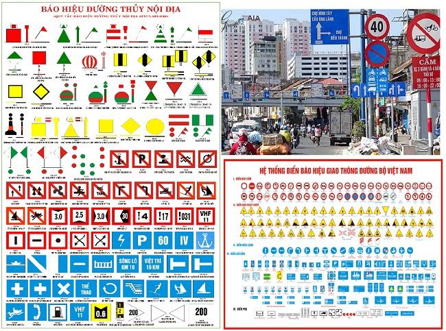Biển báo giao thông bao nhiêu tiền?