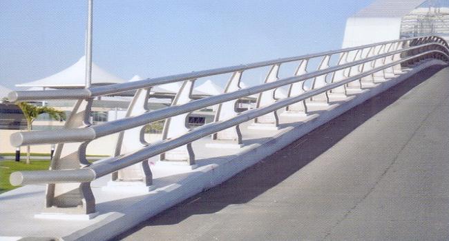 Các mẫu lan can cầu đường bộ