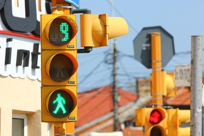 Cấu tạo đèn giao thông