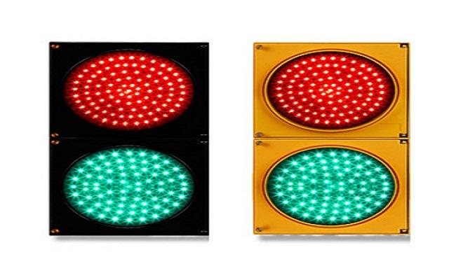 Đèn giao thông 2 màu