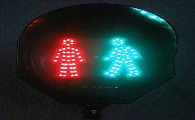 Đèn giao thông cho người đi bộ
