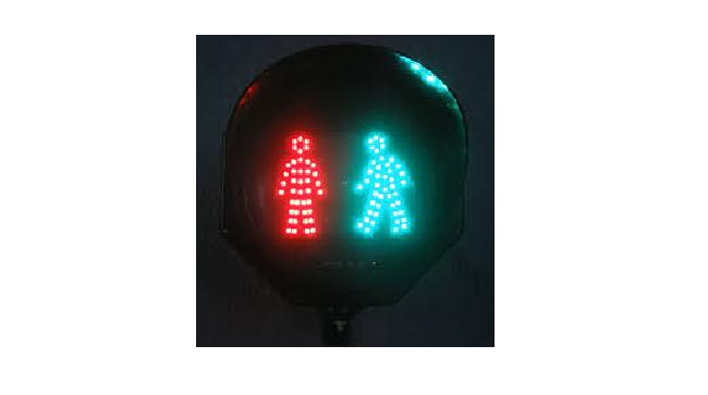 Đèn tín hiệu cho người đi bộ