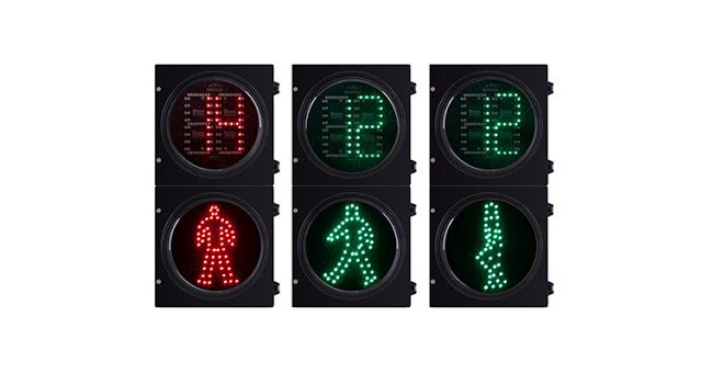 Đèn tín hiệu dành cho người đi bộ