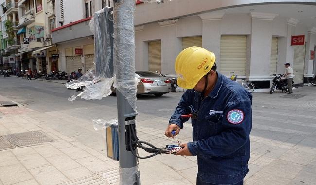 Đơn vị thi công đèn giao thông