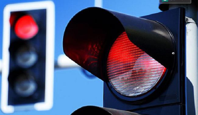 Giá đèn giao thông D300