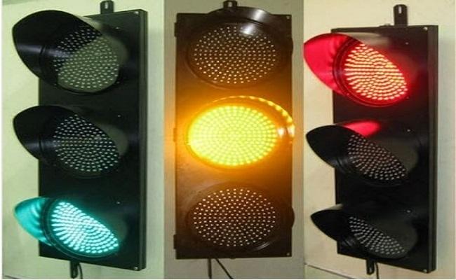 Giá đèn tín hiệu giao thông D300