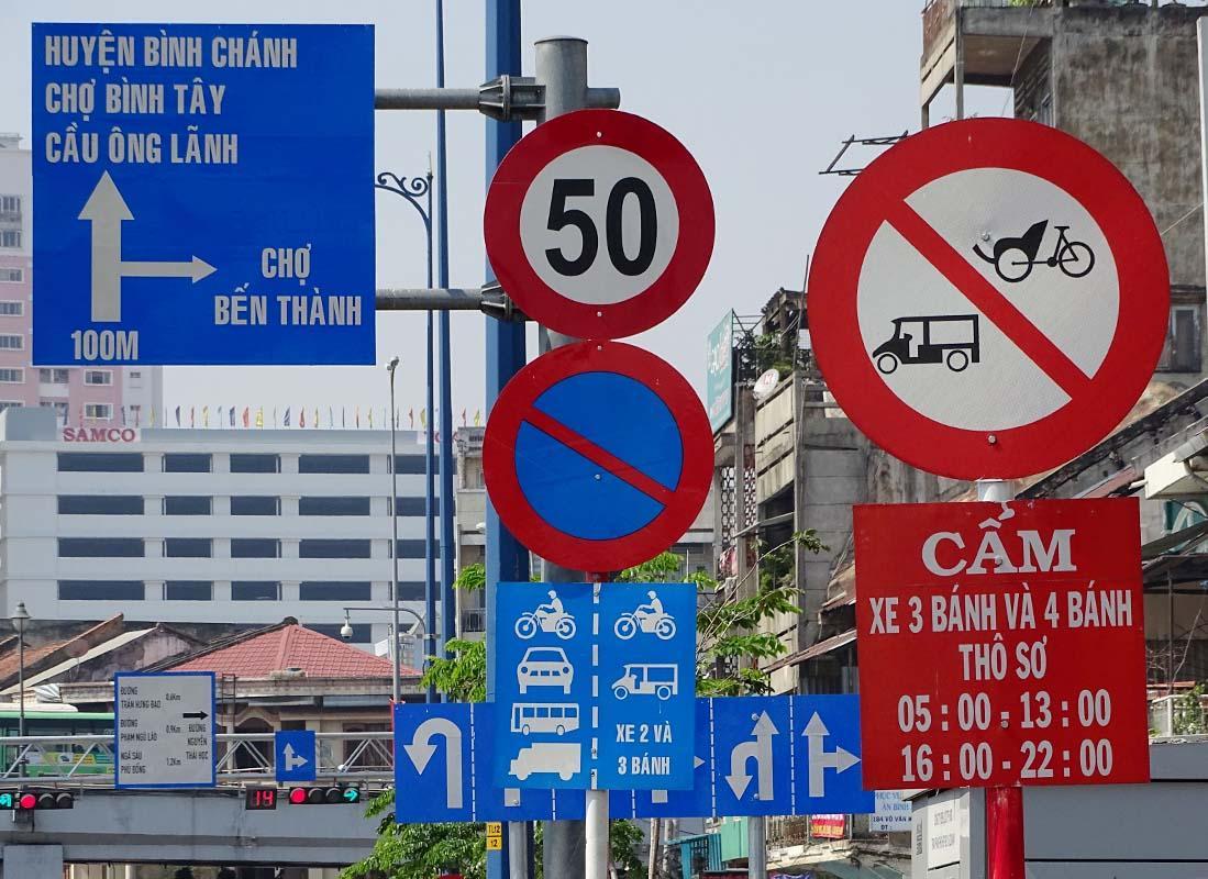 Hệ thống báo hiệu đường bộ