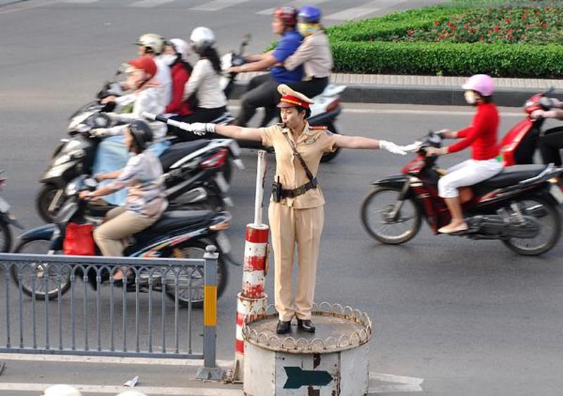 Hệ thống báo hiệu giao thông