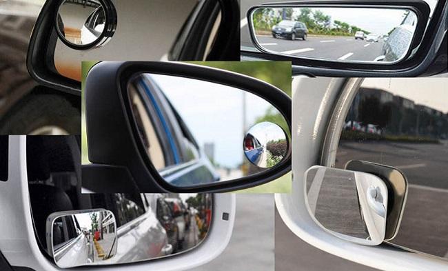 Hướng dẫn cách lắp đặt gương cầu lồi cho ô tô xe máy