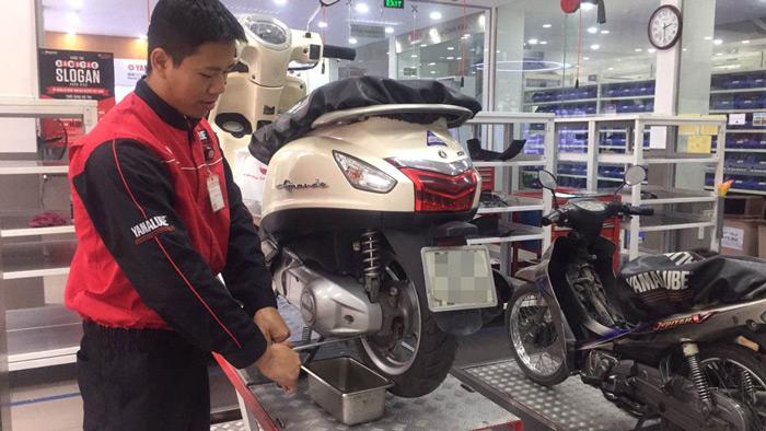 Mẹo bảo dưỡng xe máy