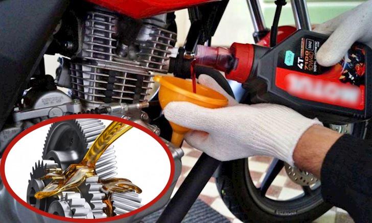 Mốc bảo dưỡng xe máy