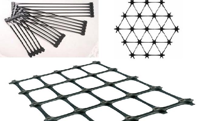 Phân loại lưới địa kỹ thuật
