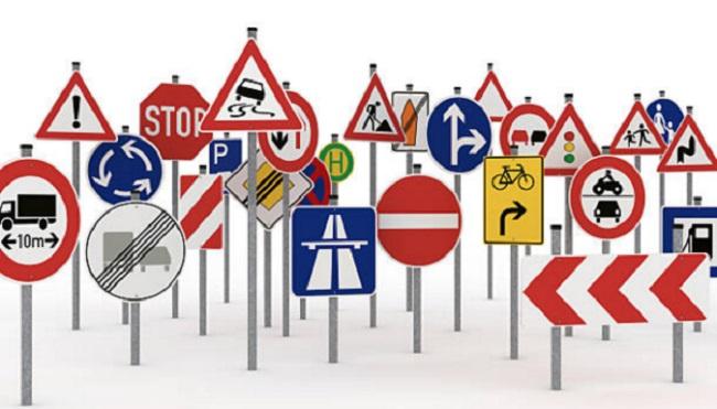 Quy định mới nhất về biển báo giao thông