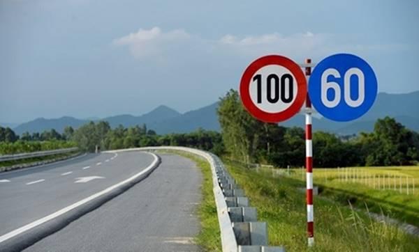 Quy định tốc độ tối đa của xe cơ giới