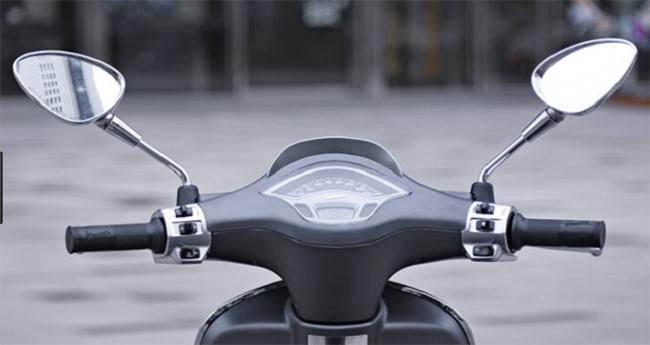 Quy định về gương chiếu hậu xe máy