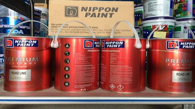 Sơn phản quang Nippon