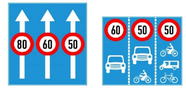 Ý nghĩa biển báo giao thông đường bộ