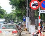 Đỗ xe nơi có biển cấm dừng, cấm đỗ có bị phạt không?