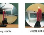 Khái niệm, ứng dụng, sự khác nhau giữa gương cầu lồi và gương cầu lõm