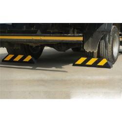 Hướng dẫn cách lắp đặt cục chặn bánh xe