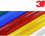 Phản quang 3M là gì? Tổng hợp các loại decal phản quang 3M