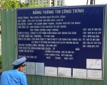 Những nôi dung quy định phải có trên biển báo công trình xây dựng